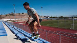 entrenamiento pliométrico para corredores