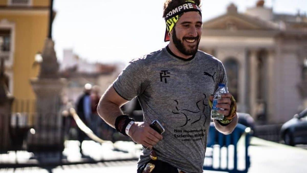 salud preparando una maratón