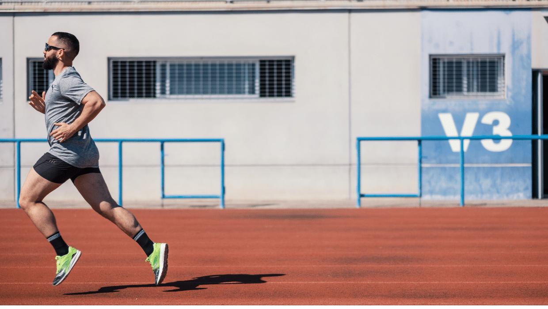 musculatura implicada al correr