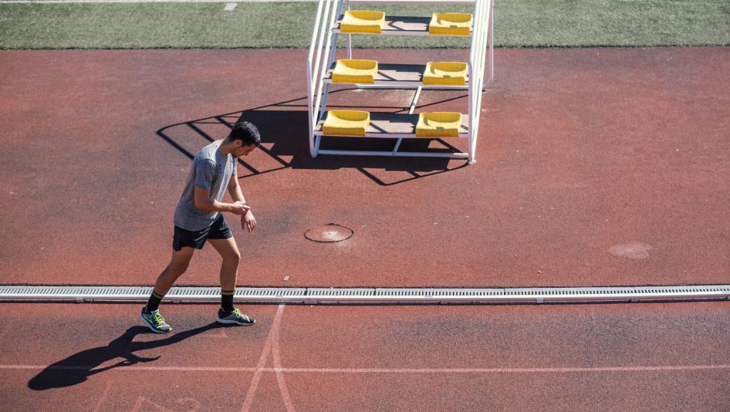 medir intensidad en carrera