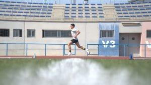 impacto rodilla al correr